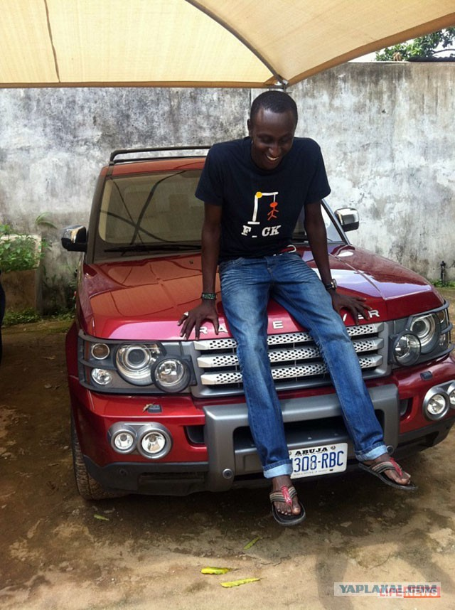 Нигериец госпитализирован в Уфе с подозрением