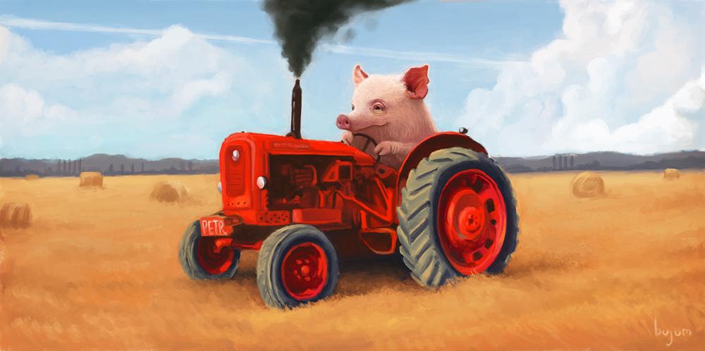 Смотреть Трактора онлайн - smotri.com