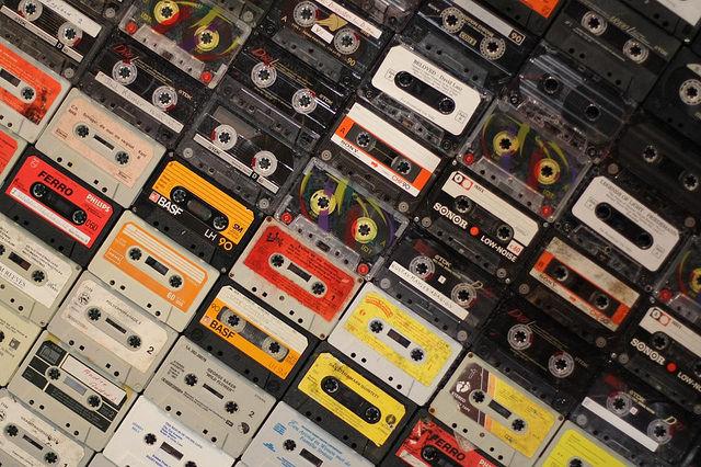 Спрос на аудиокассеты в 2015 значительно вырос