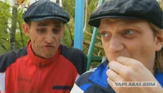 Русский гопник на Бали