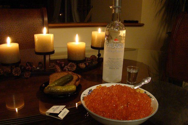 Что приготовить на ужин в пятницу вечером