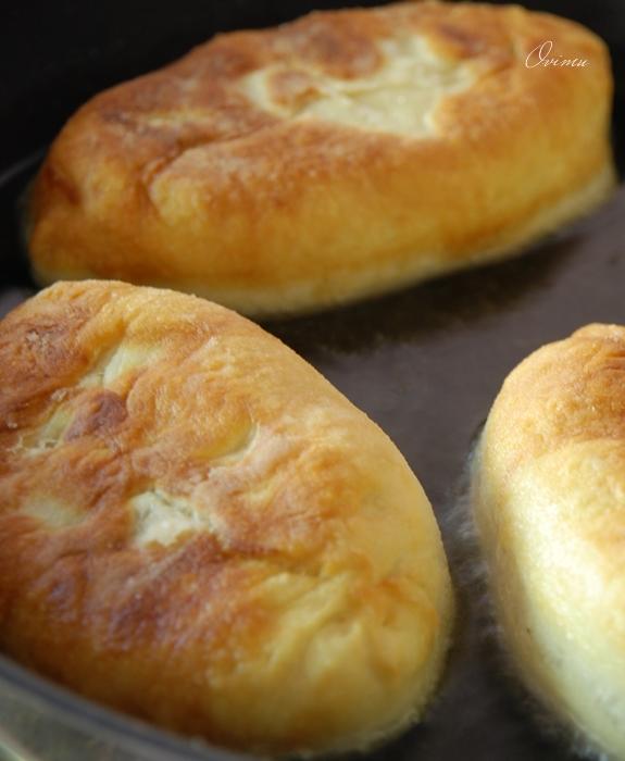 Пирожки от Оли.
