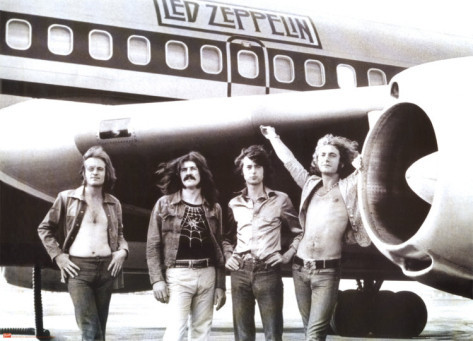 Гастрольный транспорт рок-звёзд