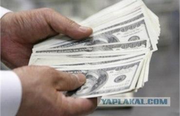 В Украине собираются ввести налог на доллар!