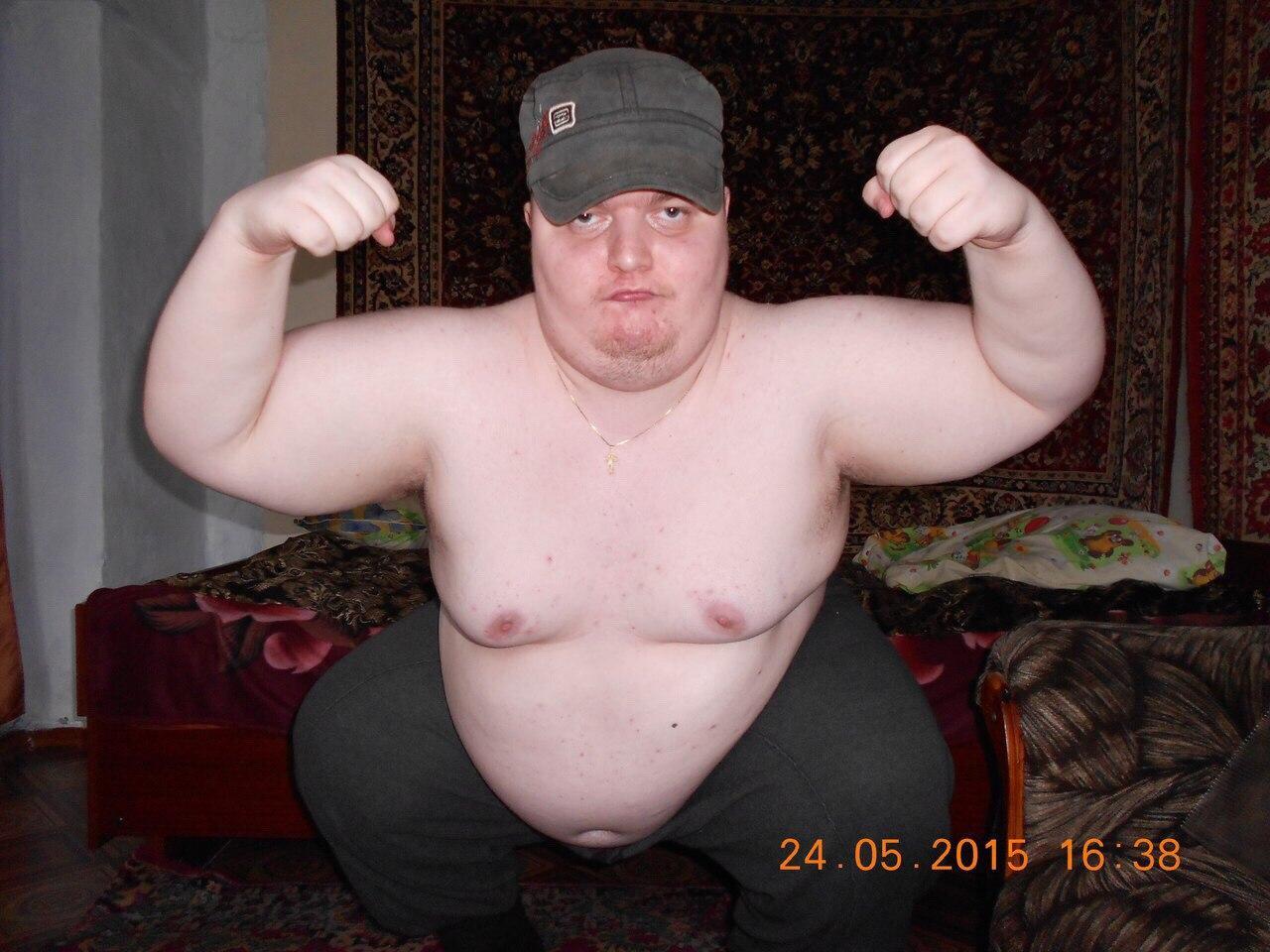 Худой парень ебет толстую жопу, Толстый мужик ебёт девчонку (видео) 10 фотография