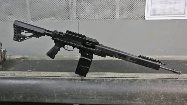 В Сети опубликовали фото новейшего российского пулемета калибра 7,62 мм