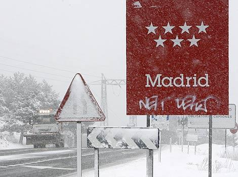 Небывалый природный катаклизм в Испании: хаос и паника в Мадриде