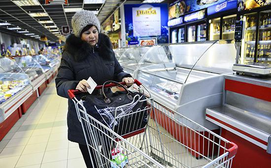 Расходы на питание в 2015 году вырастут до 55 %