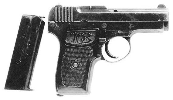 Пистолеты. Без револьверов, без гравировки.