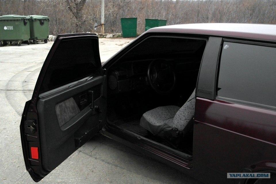 Тонировка авто 2107 своими руками 56