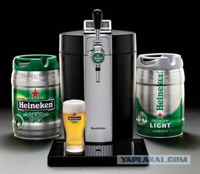 Beertender от heineken(СПБ)