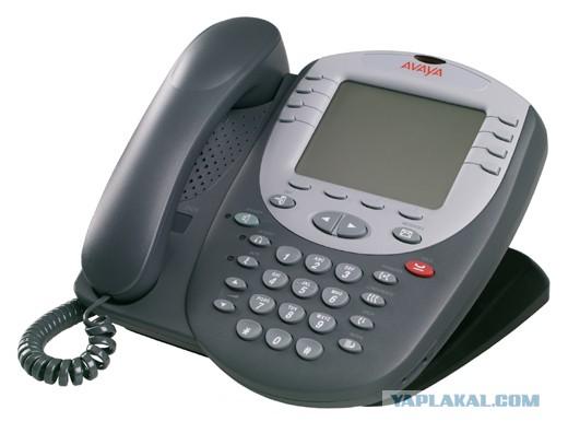 (МСК)Продаются IP телефоны Avaya 2420