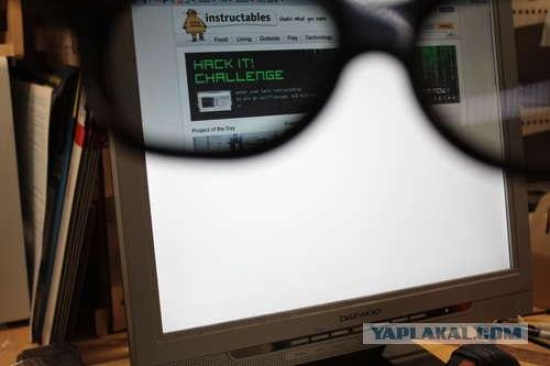 Делаем приватный монитор из старого LCD монитора