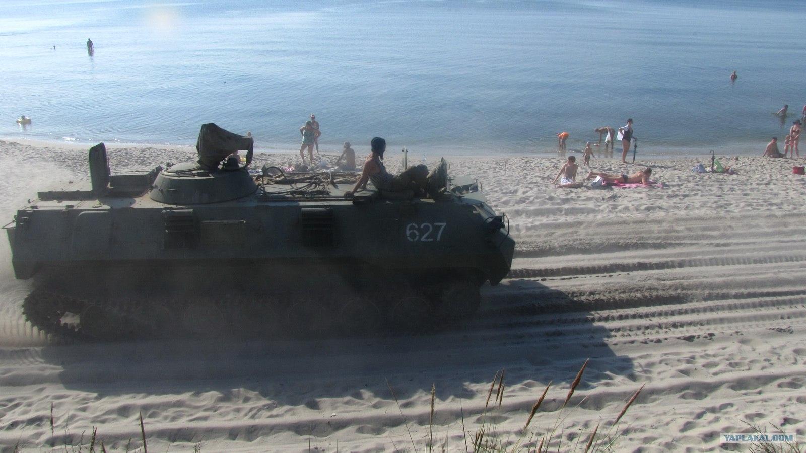 Фото на пляжах россии 18 фотография