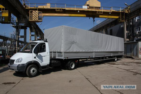 Модель hd-120 имеет маневренность малотоннажных грузовиков