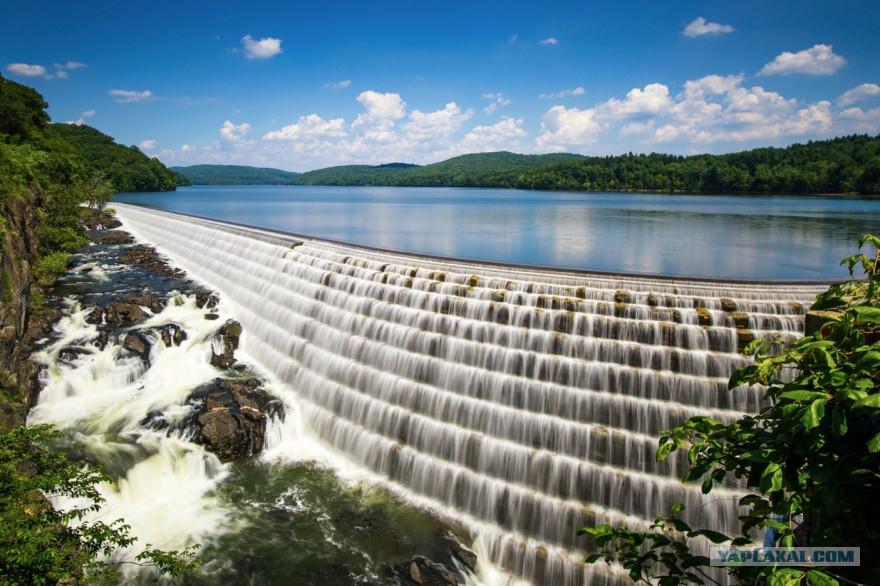 Фото река гудзон