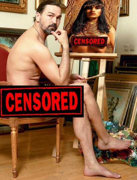 волосатая censored фото