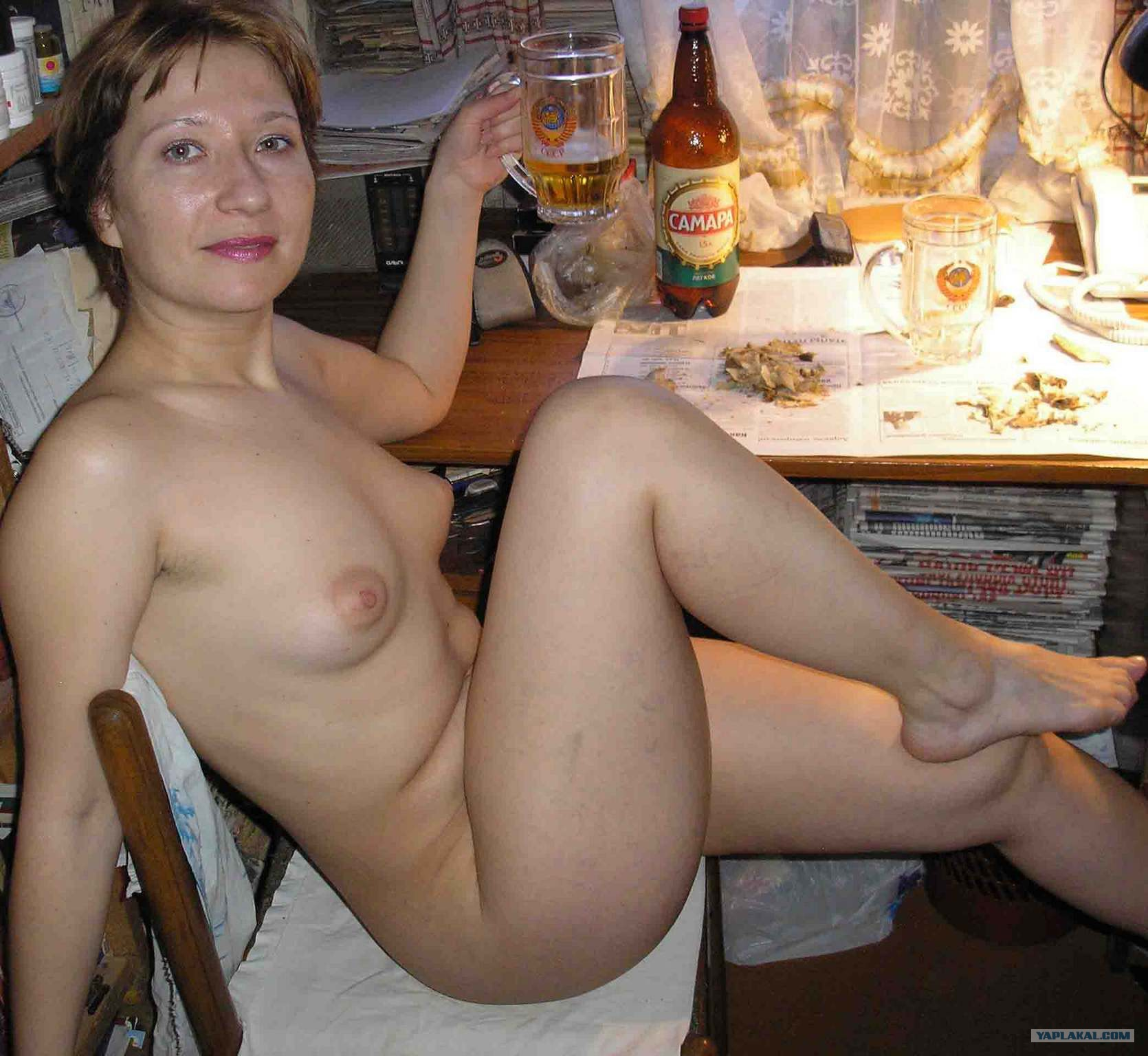 Naked woman fucked