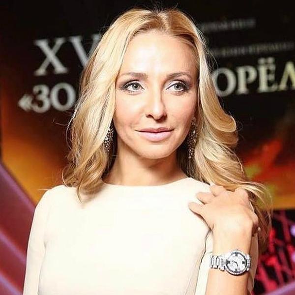 Татьяна Навка оказалась совладелицей 16,67% производителя соли в Крыму