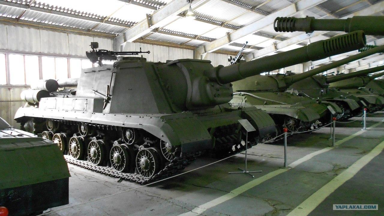 танк зверобой