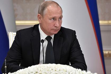 Кремль разъяснил слова Путина про ядерный удар и рай