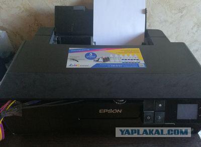 Продам фото принтер А3+
