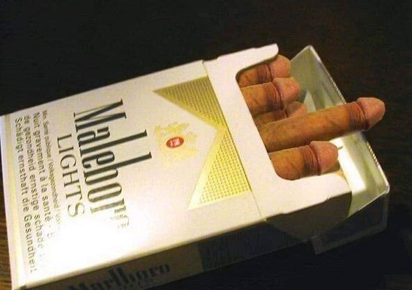 Ещё анекдоты про Курение