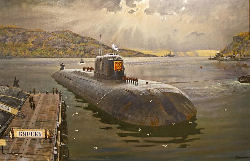 в каких странах есть атомные подводные лодки