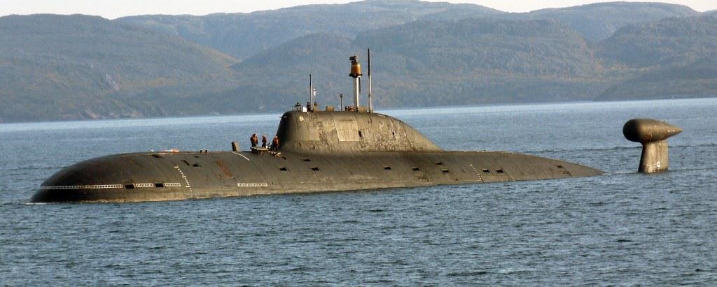 атомные торпедные подводные лодки проекта 971