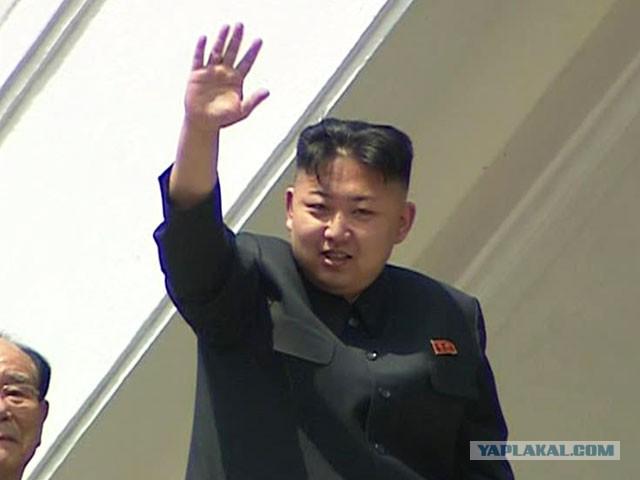 Ким Чен Ын поздравил россиян с Днём России