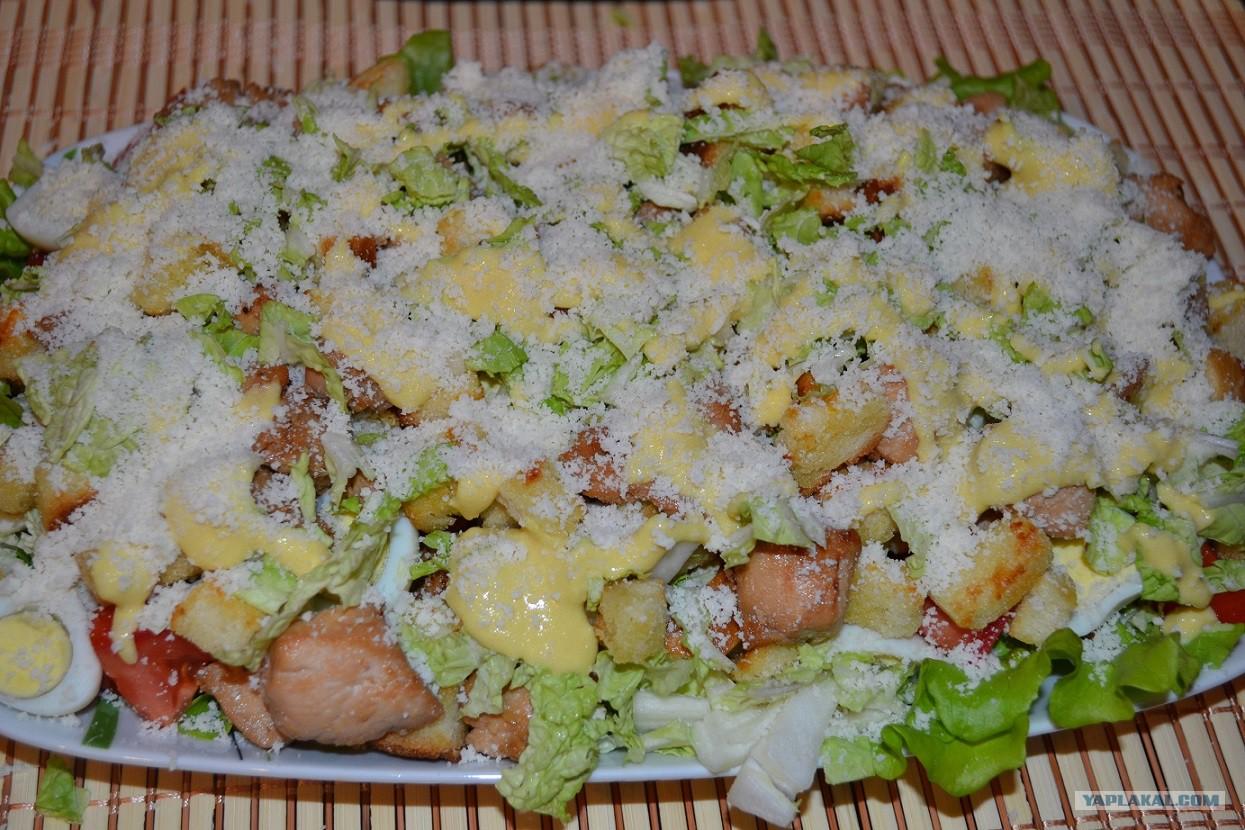Салаты из филе рецепты с простые и вкусные
