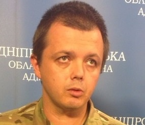 """Командир """"Донбасса"""" Семенченко: почему сдали Дебал"""