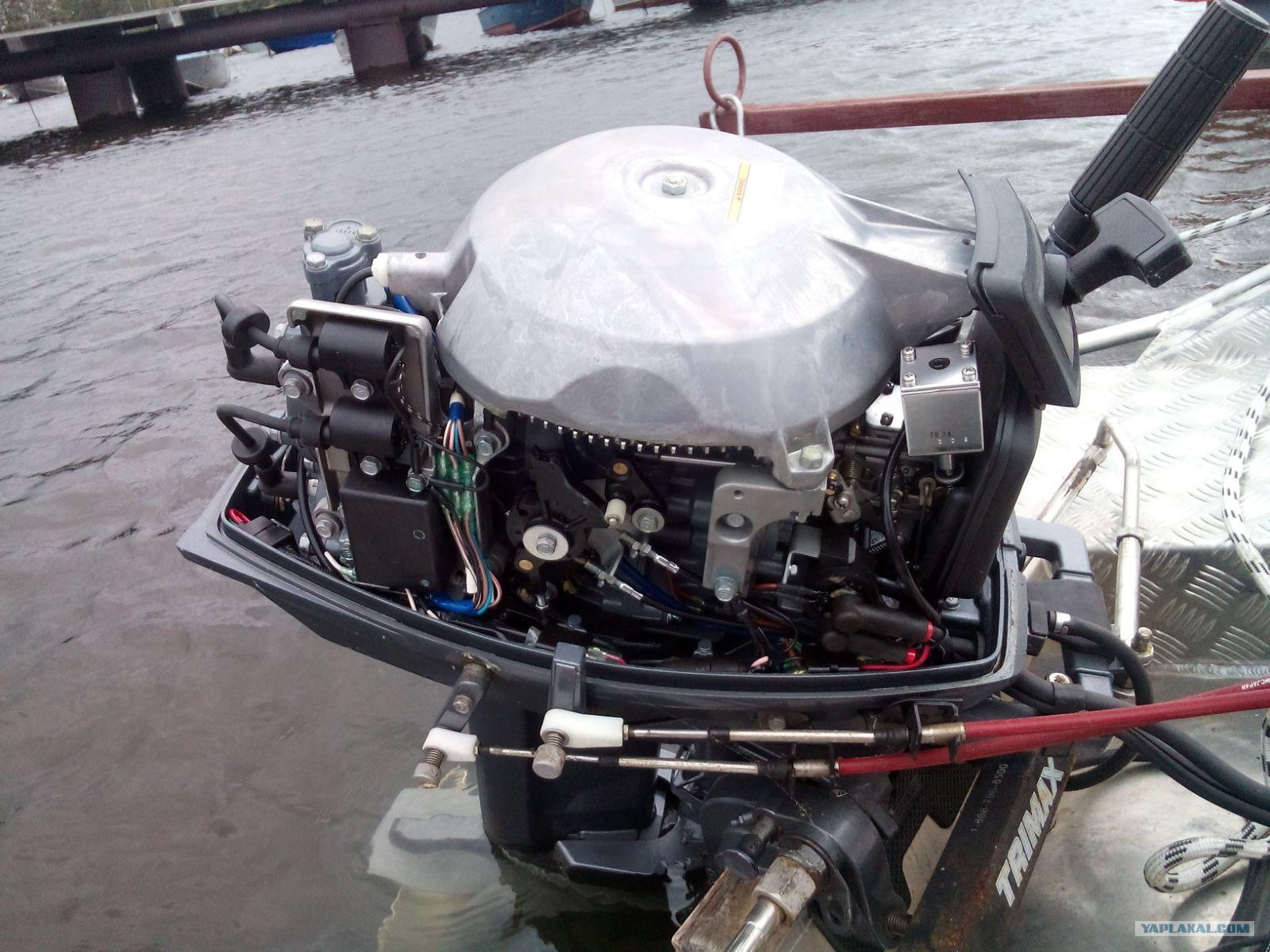 лодочный мотор ямаха 30 hwcs комплектация