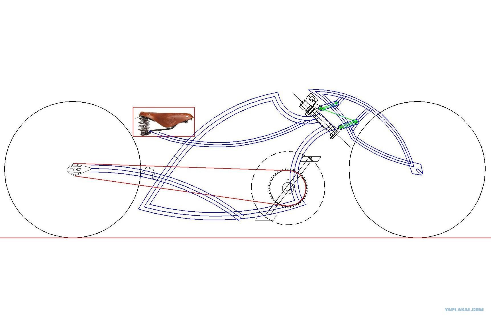 Мотоциклы чертежи рамы днепр 76