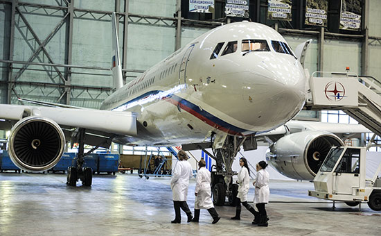 МВД решило купить самолет с VIP-апартаментами за 1,7 млрд руб.