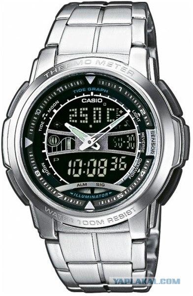 Часы Romanson и Casio