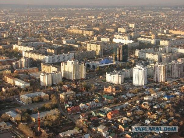 В Оренбурге прогремели взрывы