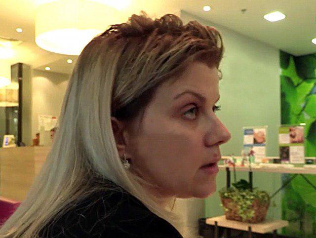 Чиновница мэрии совершенно не стесняется признавать собственностью сережки за 175 тыс $
