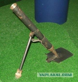 шуточная инструкция к лопате - фото 5