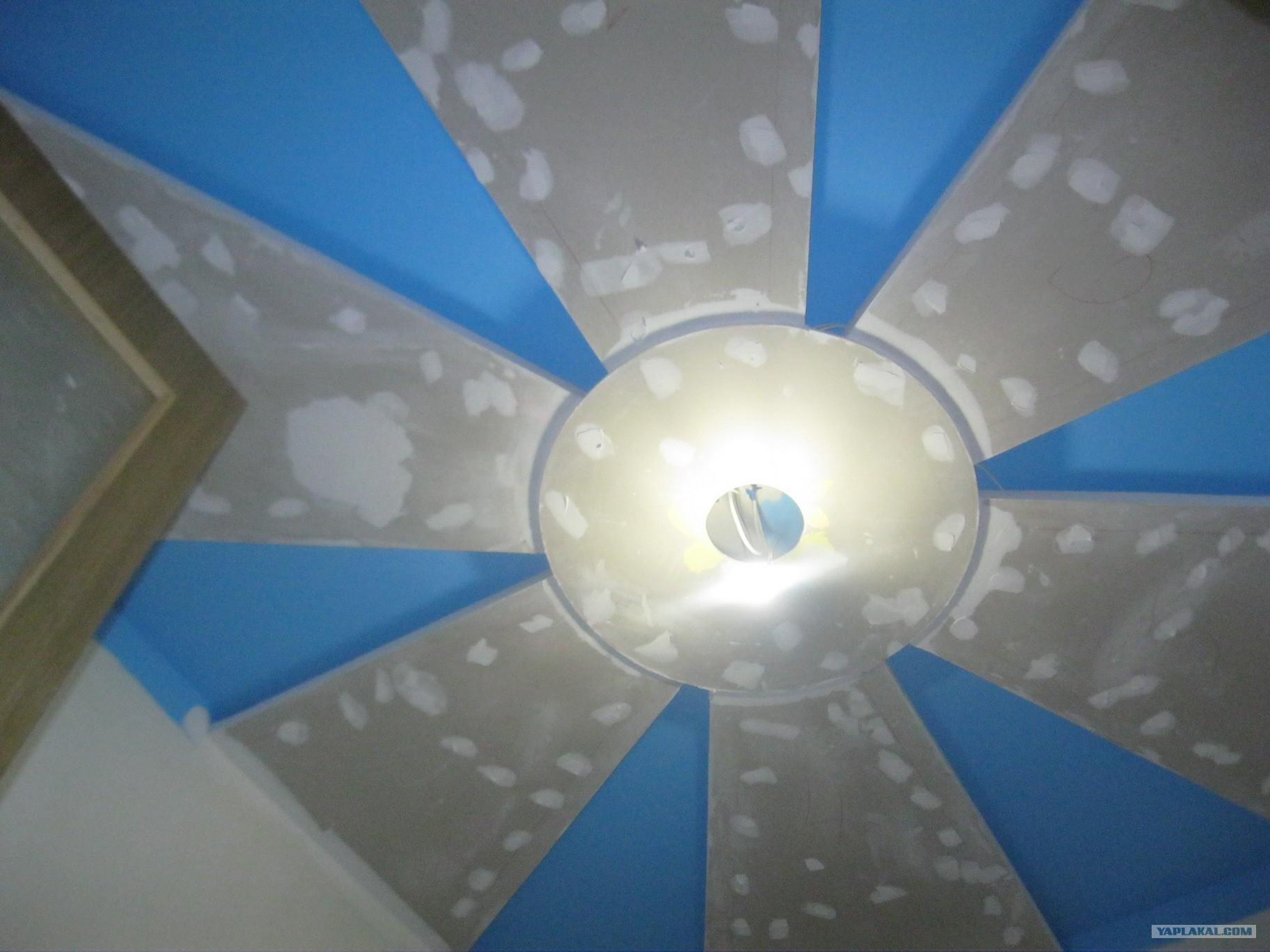 Потолки из Гипсокартона в Детской Своими Руками: Инструкция
