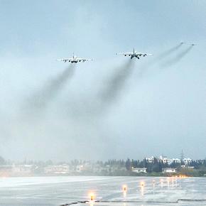 WSJ сообщила, что Россия нанесла удары по военной базе в Сирии, используемой США