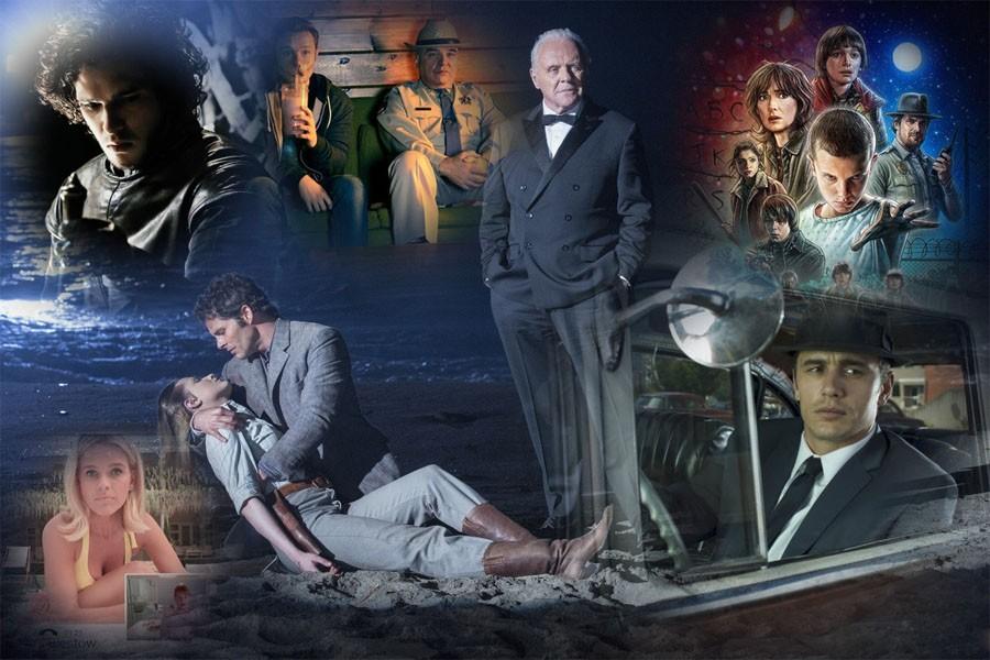 Смотреть новые фантастические сериалы за 2017 год