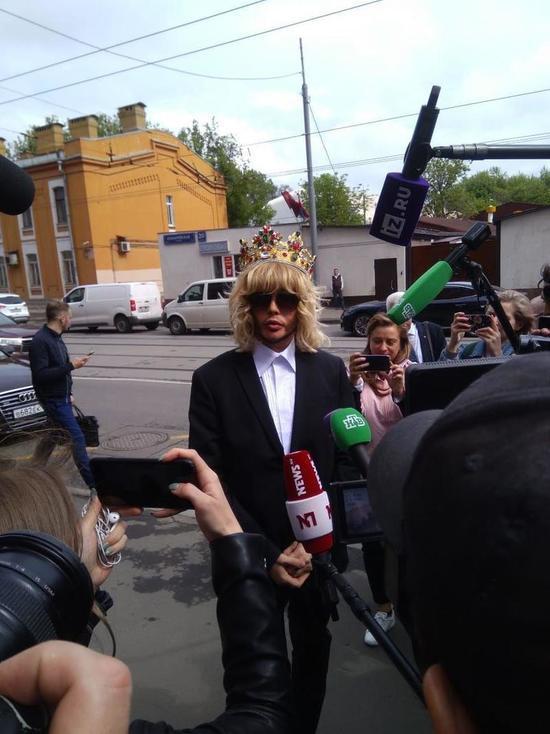 Сергей Зверев перед судом