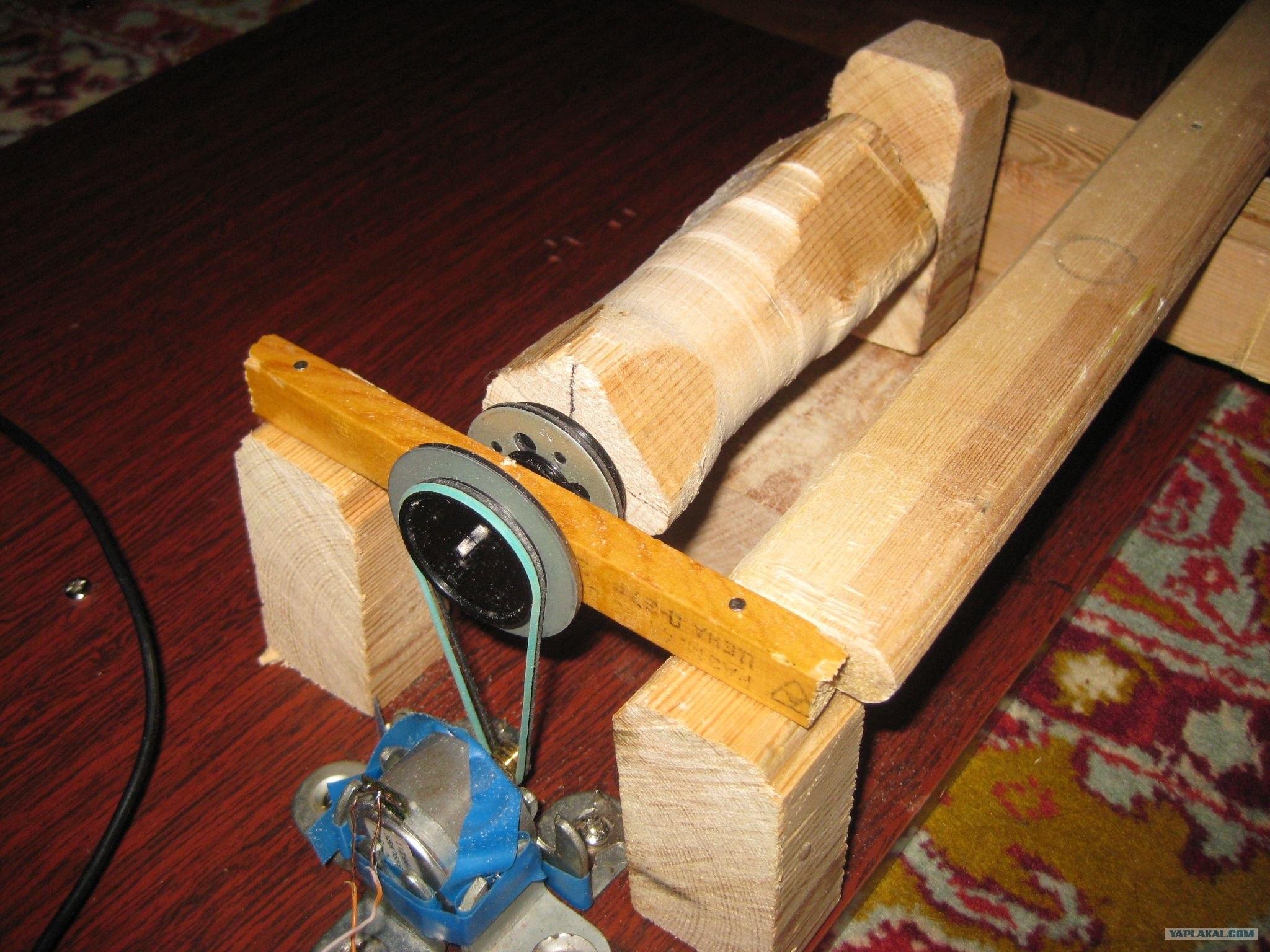 Изделия своими руками на токарном станке по дереву 5