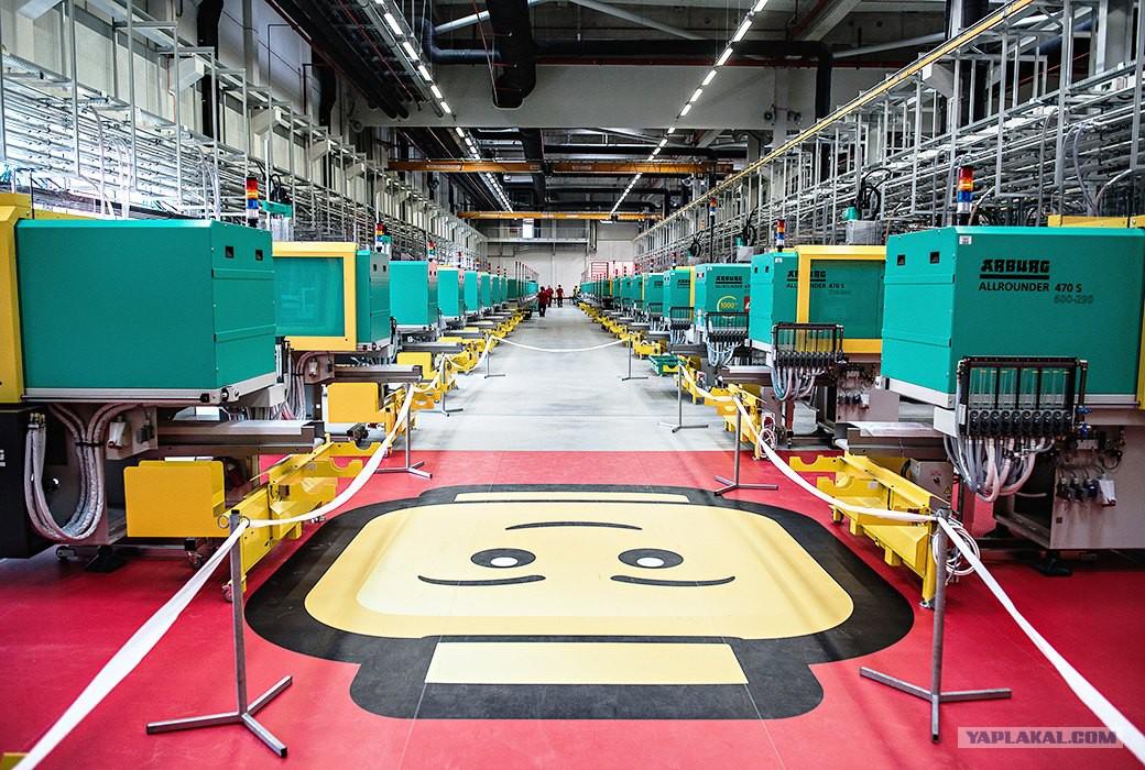 Как делают бисер на заводе видео