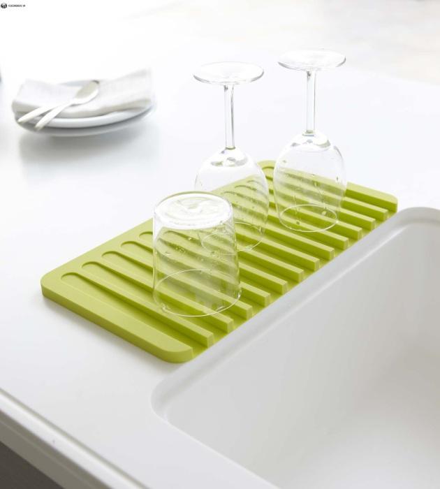 Подставка под посуду на стол для сушки