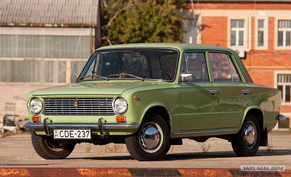 Самые интересные факты о российском автопроме