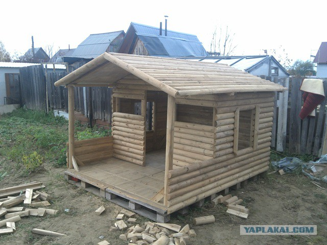 Детский домик за 2200 руб