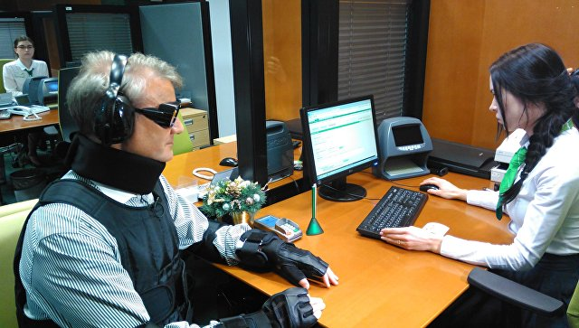 Греф под видом инвалида попытался получить кредит в Сбербанке