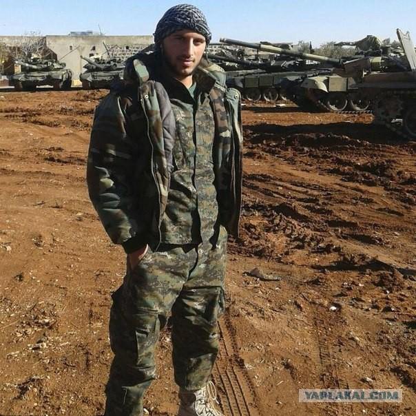 Т-90А Алеппо, Сирия